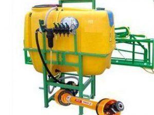 Машины для химической защиты растений